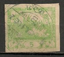 Timbres - Tchécoslovaquie - 1918 - 5. -