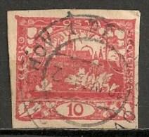 Timbres - Tchécoslovaquie - 1918 - 10. -