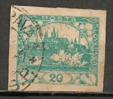 Timbres - Tchécoslovaquie - 1918 - 20. -