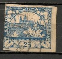 Timbres - Tchécoslovaquie - 1918 - 25. -