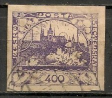 Timbres - Tchécoslovaquie - 1918 - 400. -