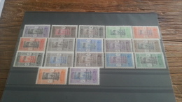 LOT 236772 TIMBRE DE COLONIE TOGO NEUF* N�84 A 100 VALEUR 75 EUROS FEUILLE