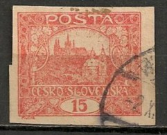 Timbres - Tchécoslovaquie - 1919 - 15. -