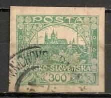 Timbres - Tchécoslovaquie - 1919 - 300. -
