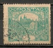 Timbres - Tchécoslovaquie - 1919 - 5. -