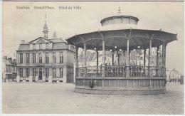 23779g KIOSQUE à MUSIQUE - HOTEL De VILLE - GRAND'PLACE - Roulers - Roeselare