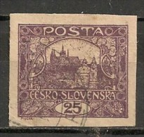 Timbres - Tchécoslovaquie - 1919 - 25. -