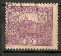 Timbres - Tchécoslovaquie - 1919 - 30. -