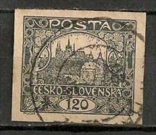 Timbres - Tchécoslovaquie - 1919 - 120. -