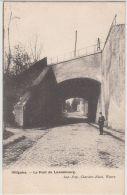 23849g  PONT De LUXEMBOURG - Ottignies - 1903 - Ottignies-Louvain-la-Neuve