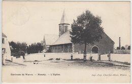 23860g  EGLISE - Mousty - 1903 - Ottignies-Louvain-la-Neuve