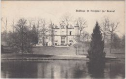 23893g  CHATEAU De RENIPONT - 1912 - Rixensart