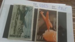 LOT 236797 TIMBRE DE COLONIE REUNION NEUF* N�42/43 VALEUR 24,5 EUROS
