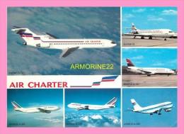 CPM   AIR CHARTER - 1946-....: Moderne