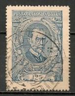 Timbres - Tchécoslovaquie - 1919 - 125. -