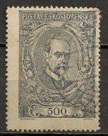 Timbres - Tchécoslovaquie - 1919 - 500. -
