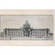 ARGTP1136-LFTD5349TARO. Tarjeta Postal DE ARGENTINA.Universidad Del LITORAL,SANTA FE - Edificios & Arquitectura
