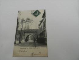 Cp Ville D Avray  Le Pont  Du Chemin De Fer - Ville D'Avray