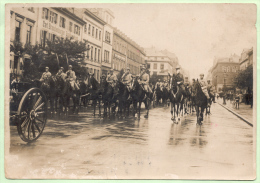 COBLENCE -Koblenz-  9 Ph.- Remplacement Des Troupes Américaines Par L´armée Française à Coblence En 1923 ? (à Confirmer) - Militaria