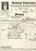 ALLEMAGNE.DRESDEN.HENRICH ERNEMANN SCHANDAUERSTRASSE 48 - Germany