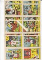 Image Publicitaire - Devinettes - Lot De 4 Mais( 2 Identiques ) - Vetements Louis Rapinel à Bazouges - Vieux Papiers