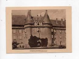 Chromo - Au Petit Marchand, Vanhuysse & Cie, Le Havre - Pompadour (Corrèze) - Otros