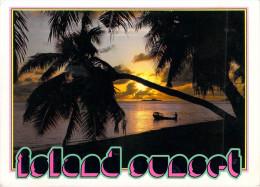 Afrique- Sunset In The SEYCHELLES  (Coucher De Soleil) *PRIX FIXE - Seychelles