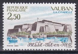 2325Belle-Ile-en-Mer, La Citadelle Vauban - France