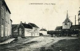 MONTBERTHAULT - CÔTE D´OR  (21)  -  CPA - CLICHE PEU COURANT. - Autres Communes