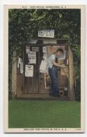 NC ~ Post Office At Grimshawes CASHIERS North Carolina C1940's Jackson County - United States