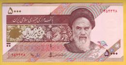 IRAN - Billet De 5000 Rials. 1993. Pick: 145a. NEUF - Iran