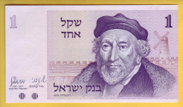 ISRAEL - Billet De 1 Sheqel. 1978. Pick: 43. NEUF - Israel