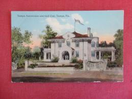 FL - Florida> Tampa  Automobile  & Golf Club --- --ref 1643
