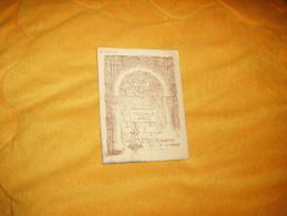 IMAGE RELIGIEUSE ANCIENNE CADETTES DU CHRIST DE 1933. / NANCY. / MA PRIERE, MA CONSECRATION, MON IDEAL. - Images Religieuses