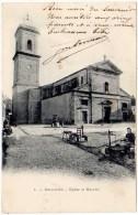 Marseillan - Eglise Et Marché ( Marchande ) (asi-12942) - Marseillan