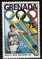 GRENADE N° 1768    * *    JO 1988   Canoe Kayak - Kano