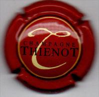 C0405 - THIENOT Alain - 18 - Fond Brique - Champagne