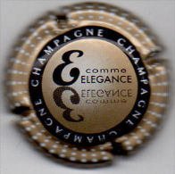 C0428 - CHAMPAGNE - 799h - E.Elégance - Champagne