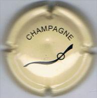 C0606 - LANSON INTERNATIONAL - 1 - Crème Et Noir - Champagne