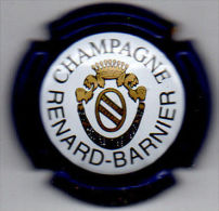 C0620 - RENARD-BARNIER - 6 - Contour Bleu Foncé - Champagne