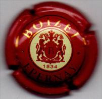 C0728 - BOIZEL - 10 - Rouge, Crème Et Or - Champagne