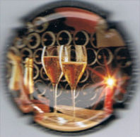 C1314 - CHAMPAGNE - 724 - Flûtes - Champagne