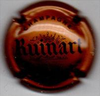 C1503 - RUINART - 53 - Marron Clair Et Marron 32 Mm - Champagne