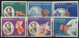 PANAMA = JULES VERNE / SPACE, SUBMARINE, ASTRONOMY A8 - Submarines