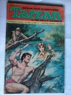 Fumetto - E.R. Burroughs -Tarzan - Il Re Della Giungla. N° 52 Luglio 1972. - Libri, Riviste, Fumetti