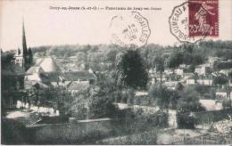 JOUY EN JOSAS ( S ET O)  PANORAMA DE JOUY EN JOSAS 1926 - Jouy En Josas