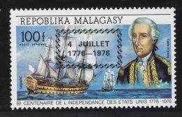 Madagascar, Malagasy yt aerien 149 ** SC .. transport, voiliers, bateaux ..  cote  = 1.30 �