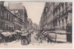 75 - PARIS / FAUBOURG DU TEMPLE - Paris (03)