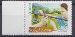 4049 Neuf** Bdf Annee 2007 - France
