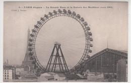 75 - PARIS DISPARU / LA GRANDE ROUE ET LA GALERIE DES MACHINES - France